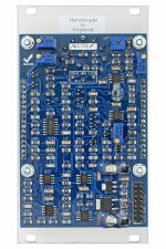 AJH Synth Mini Mod Vintage Transistor Core VCO Module (silver)