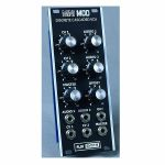 AJH Synth Mini Mod Discrete Cascaded VCA Module (black)