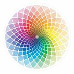 Glowtronics Color Mind Classic Non Glow Slipmats (pair)