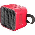 Skullcandy Barricade Mini Bluetooth Portable Speaker (red)