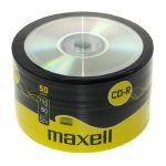 Maxell CDR80 700MB Blank CD Discs (pack of 50)