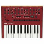 Korg Monologue Monophonic Analogue Synthesizer (red)