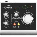 Audient iD4 2 In 2 Out USB Audio Interface With Scroll Control ***INCLUDES OVER £500 WORTH OF FREE PLUG-INS & SOFTWARE***