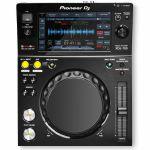 Pioneer XDJ700 Rekordbox Compatible Compact Digital Deck + Pioneer DJC700 Bag For XDJ700