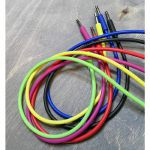 "Nazca Audio Noodles 1/8"" Eurorack Longer Skinny Modular Patch Cables (6 pack)"