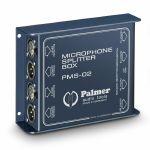 Palmer Pro PMS02 Microphone Splitter Box