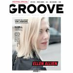 Groove Magazine: Issue 166 May/June 2017 (with free 10 track compilation CD, German language)