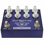 Mad Professor Dual Blue Delay Pedal