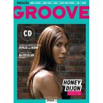 Groove Magazine: Issue 168  September/October 2017 (with free 10 track compilation CD by Thilo Schneider, German language)