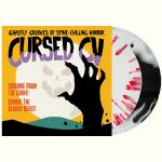 Serato Cursed CV: Screams From The Grave! 12 Inch Control Vinyl (pair)