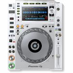 Pioneer CDJ 2000NXS2 Professional Multi Player (white)