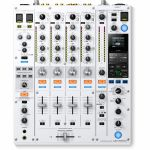 Pioneer DJM 900NXS2 Professional DJ Mixer (white)