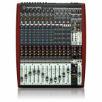 Behringer Xenyx UFX1604 Mixer + Tracktion 4 Audio PRoduction Software (B-STOCK)