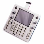 1010 Music Toolbox Touch Screen Polyphonic Sequencer Module