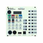 Squarp Instruments Hermod Modular Brain 8 Track Sequencer & Interface Module (white)