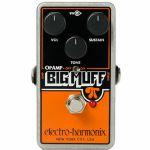 Electro Harmonix Op Amp Big Muff Pi Distortion Pedal