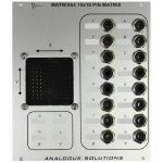 Analogue Solutions Matrix 64 Pin Matrix Patch Panel Module