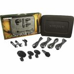 Shure PG Alta Drum Microphone Kit 4