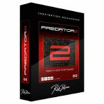 Rob Papen Predator 2 Synthesizer Virtual Instrument Plugin (boxed) (B-STOCK)