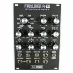 AJH Synth Finaliser REQ Reverb Equalise Enhance Module (black) (B-STOCK)