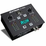 DJ Tech DJ Rec MKII Portable DJ Recording Solution Audio & MIDI Interface