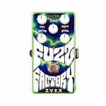 Zvex Effects Silicon Fuzz Factory Pedal