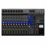 Zoom L12 LiveTrak 12 Channel Digital Live Mixer & USB Audio Interface With Multitrack Recorder