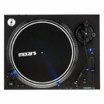 Mixars STA High Torque Direct Drive DJ Turntable With S-Shaped Tonearm