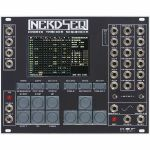 XOR Electronics NerdSeq Hybrid Tracker Sequencer Module (black)
