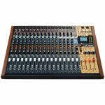 Tascam Model 24 Digital Multitrack Recorder With 22 Channel Analogue Mixer & USB Audio Interface