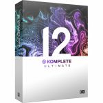 Native Instruments Komplete 12 Ultimate Update Software (upgrade from Komplete Ultimate 8-11) ***LIMITED OFFER - SAVE £150 - ENDS 30TH JUNE 2019***