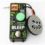 Rainger FX Bleep Fuzz Pedal With Igor 2 Controller