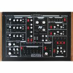 Analogue Solutions Fusebox 3 VCO True Analogue Mono Synthesiser (limited edition of 50 units black version)