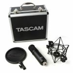 Tascam TM280 Large Diaphragm Cardioid Condenser Microphone (B-STOCK)