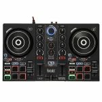 Hercules DJ Control Inpulse 200 DJ Controller With DJuced DJ Software