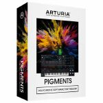 Arturia Pigments Polychrome Software Synthesiser (boxed version)