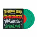 "Spirulina: Inna Madhouse Style (double green vinyl 7"" including Serato Control Tone)"