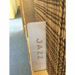 "Mukatsuku Laser Etched Wooden 12"" Vinyl Record Divider (wooden divider with Jazz name) *Juno Exclusive*"