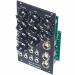 Erica Synths Black Output V2 Mixer & Stereo Panner Module