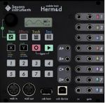 Squarp Instruments Hermod Modular Brain 8 Track Sequencer & Interface Module (black)