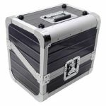 Zomo OB80 XT 12 Inch Vinyl Record Case 80 (black with stripe) (B-STOCK)