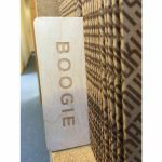 "Mukatsuku Laser Etched Wooden 12"" Vinyl Record Divider (wooden divider with Boogie name) *Juno Exclusive*"