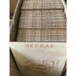 "Mukatsuku Laser Etched Wooden 7"" Vinyl Record Divider (wooden divider with Reggae name) *Juno Exclusive*"