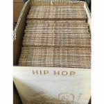 "Mukatsuku Laser Etched Wooden 7"" Vinyl Record Divider (wooden divider with Hip Hop name) *Juno Exclusive*"