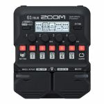 Zoom G1 Four Multi Effects Processor Pedal, Looper & Drum Machine