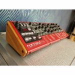 Synths & Wood Solid Oak End Cheeks For Clavia Nord Lead A1R Synthesiser