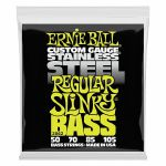 Ernie Ball Stainless Steel Regular Bass Strings
