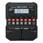 Zoom G1 Four Multi Effects Processor Pedal, Looper & Drum Machine (B-STOCK)