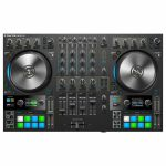 Native Instruments Traktor Kontrol S4 Mk3 DJ Controller With Traktor Pro 3 Software (B-STOCK)