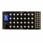 Synthesis Technology E370 Quad Morphing VCO Module (black faceplate)